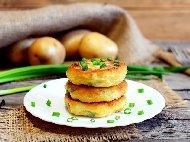 Пържени картофени кюфтета по чепеларски